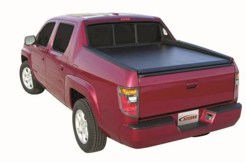 Exterior Accessories - Tonneau Cover