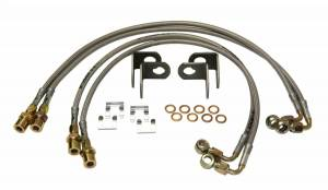 Suspension/Steering/Brakes - Brakes - Brake Hydraulic Line Kit