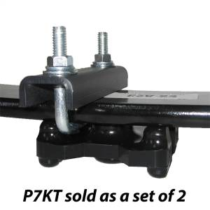 Suspension/Steering/Brakes - Add A Leaf and Helper Springs - Leaf Helper Spring Mount Kit