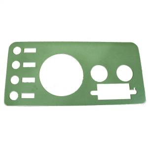 Interior Accessories - Interior Accessories - Instrument Panel Cover
