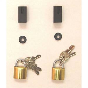 Interior Accessories - Doors and Components - Door Hinge Lock Kit