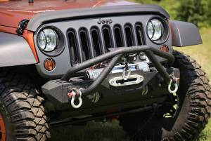 Exterior Accessories - Winches and Accessories - Winch Guard