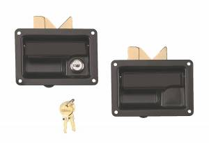 Exterior Accessories - Truck Bed Accessories - Tool Box Latch
