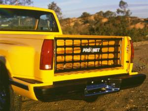 Exterior Accessories - Truck Bed Accessories - Tailgate Net