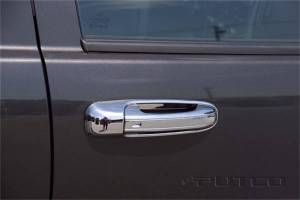 Exterior Accessories - Truck Bed Accessories - Tailgate Handle Cover