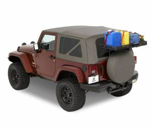 Exterior Accessories - Truck Bed Accessories - Tailgate Carrier Bracket