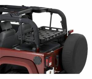 Exterior Accessories - Travel Accessories - Vehicle Utility Rack