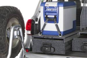 Exterior Accessories - Travel Accessories - Cargo Drawer Roller