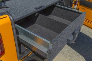Exterior Accessories - Travel Accessories - Cargo Drawer Mounting Kit