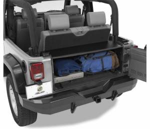 Exterior Accessories - Travel Accessories - Cargo Box