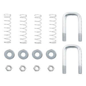 Exterior Accessories - Towing - Gooseneck Trailer Hitch Chain U-Bolt Kit
