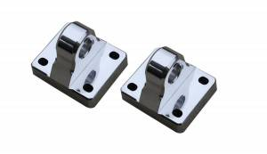 Exterior Accessories - Towing - D-Ring Bracket
