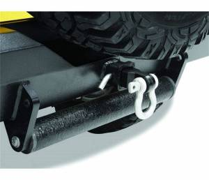 Exterior Accessories - Towing - D-Ring Ball Mount