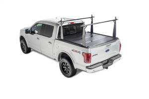 Exterior Accessories - Tonneau Cover - Tonneau Cover/Truck Bed Rack Kit