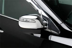 Exterior Accessories - Mirror - Door Mirror Bracket Cover