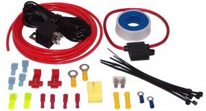Exterior Accessories - Horns and Accessories - Air Horn Compressor Wiring Kit