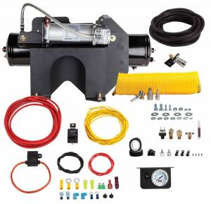 Exterior Accessories - Horns and Accessories - Air Horn Compressor Kit