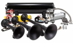 Exterior Accessories - Horns and Accessories - Air Horn Compressor
