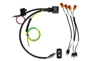Exterior Accessories - Exterior Lighting - Turn Signal Kit