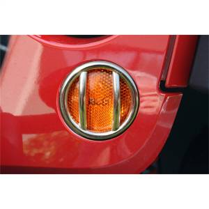 Exterior Accessories - Exterior Lighting - Turn Signal Guard