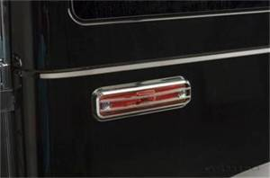 Exterior Accessories - Exterior Lighting - Side Marker Light Cover