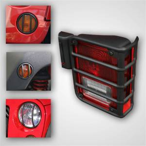 Exterior Accessories - Exterior Lighting - Offroad/Racing Lamp Kit