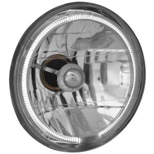 Exterior Accessories - Exterior Lighting - Head Light Assembly