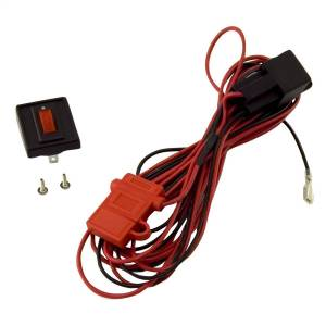 Exterior Accessories - Exterior Lighting - Fog Light Wire Harness