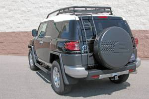 Exterior Accessories - Body Styling - Vehicle Mounted Ladder