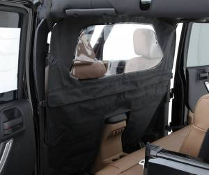 Exterior Accessories - Body Part - Wind Screen