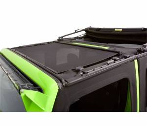 Exterior Accessories - Body Part - Top-Hard Sunshade